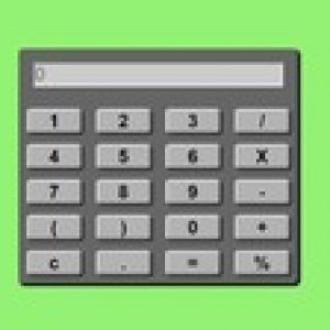 Learn Javascript Web App Development -Build A Calculator App