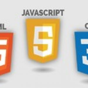 The Web Development Course: HTML5, CSS3, JavaScript