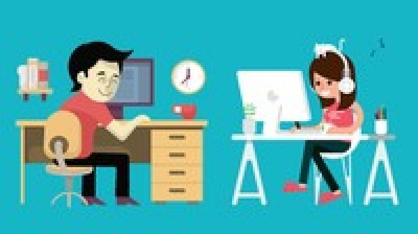 Modern Freelancing Website In PHP&MYSQLI With Bootstrap 4