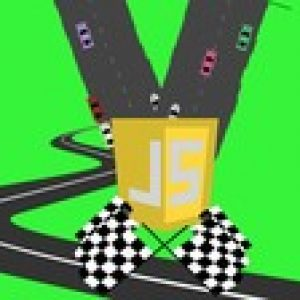 Car Racer JavaScript Game Exercise Vanilla JavaScript