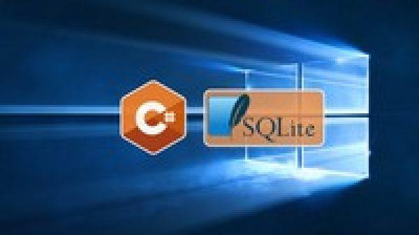 Learn C# & SQLite Programming for beginners