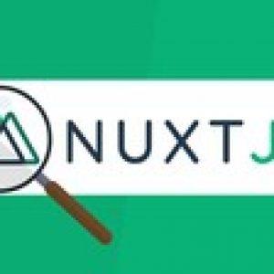 Complete Nuxt.js 2.4+ Course