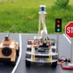 Build Your own Self Driving Car | Deep Learning, OpenCV, C++