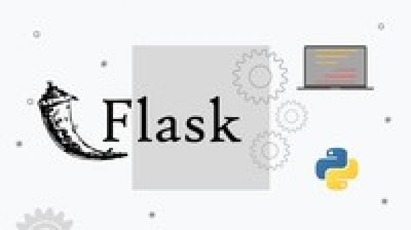 Fullstack Flask and Python Bootcamp With Real Life Projects