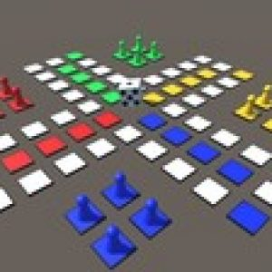 Unity Game Tutorial: Board Game - Ludo 3D