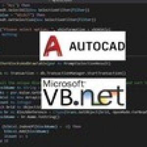 Learn AutoCAD Programming using VB.NET - Hands On!