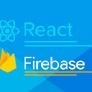 [NEW] React + Firebase: For Beginners
