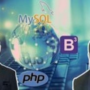 Complete PHP Course With Bootstrap3 CMS System & Admin Panel