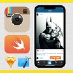 Create FULL iOS INSTAGRAM Clone with Swift, Xcode.Be Advance