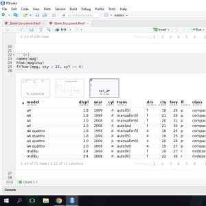 Project: Data Analysis in R with dplyr