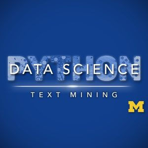 Applied Text Mining in Python