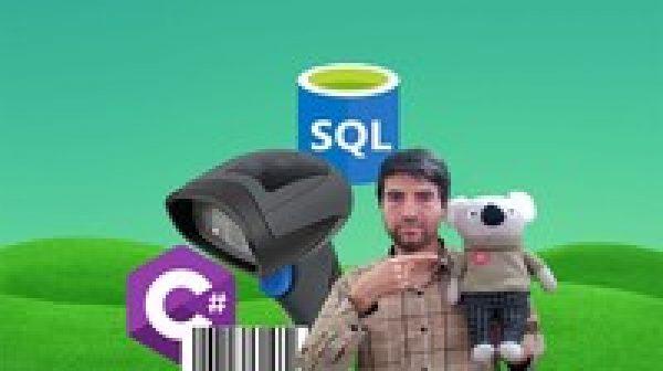 Using Barcode Scanner in C# and SQL, SQL Server Database