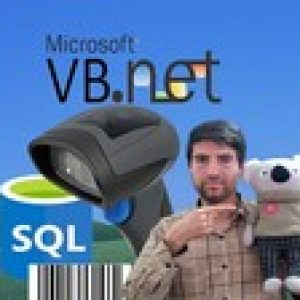 Using Barcode Scanner in VB.Net and SQL, SQL Server Database