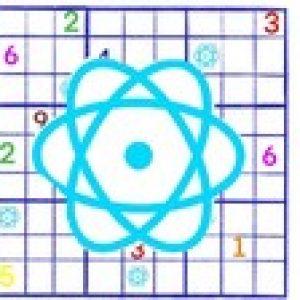 Learn React in a fun way. Create Sudoku with React