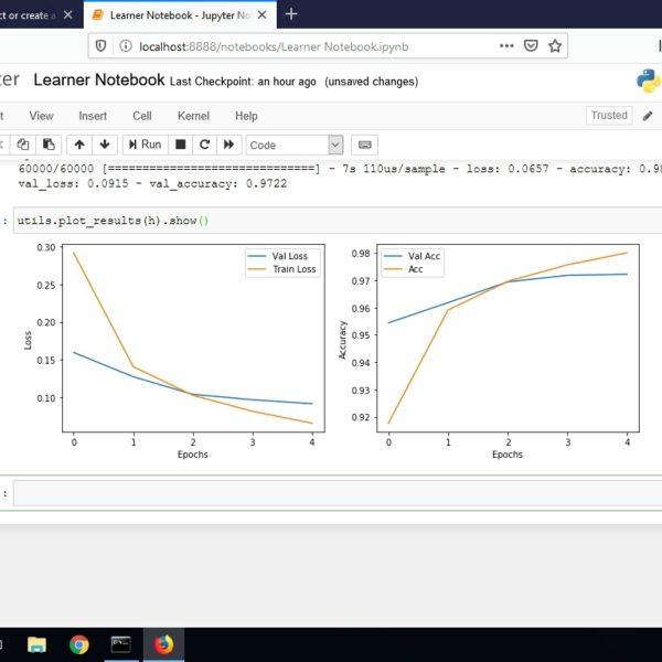 Project: Create Custom Layers in Keras