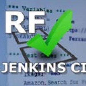 Robot Framework - Jenkins CI & Git Version Control