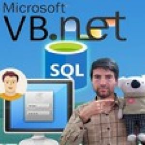 SQL in VB.Net Series:Multi User App , login form in VB & SQL