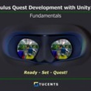 Oculus Quest development with Unity3D - Fundamentals