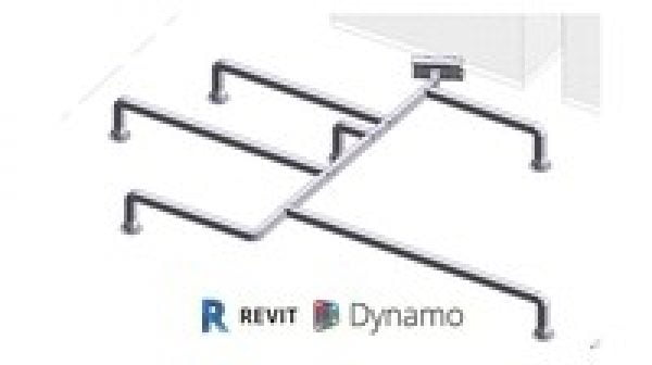 Accelerated BIM Modeling with Revit 2020 Ducting and Dynamo