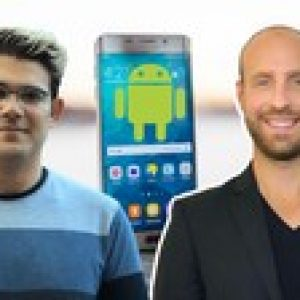 The Complete Android App Development Masterclass: Build Apps