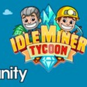 Learn to create a 2D Idle Miner Tycoon Game in Unity 2020