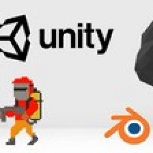 Unity Game Mechanics Mastery and Blender 3D Modeling