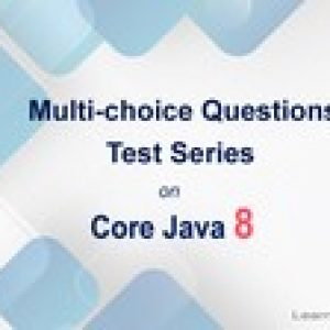 Best Core Java 8 Practice Test Series