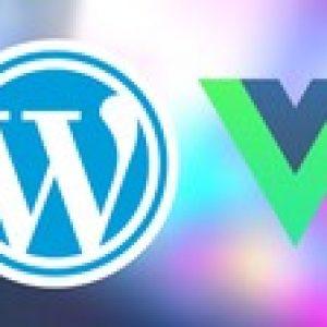 WordPress Plugin Development with Vue.js (2021)