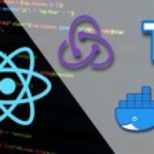 React Essentials: Admin App, Docker, Typescript, Redux