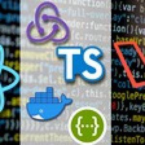 React and Laravel Admin App: Docker, Typescript, Redux