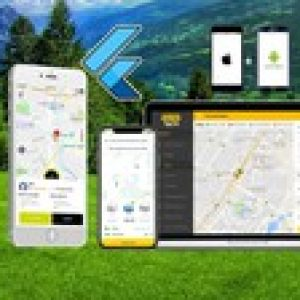 Create your own UBER App with Flutter & Firebase Course 2021