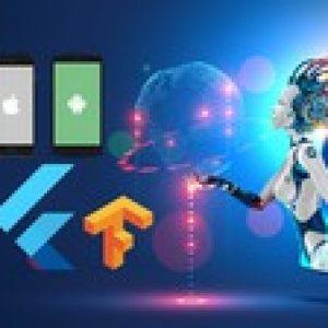 Flutter Artificial Intelligence Course - Build 15+ AI Apps
