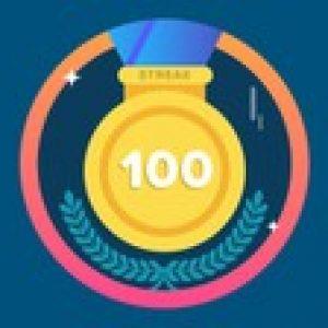 100 Python Challenges