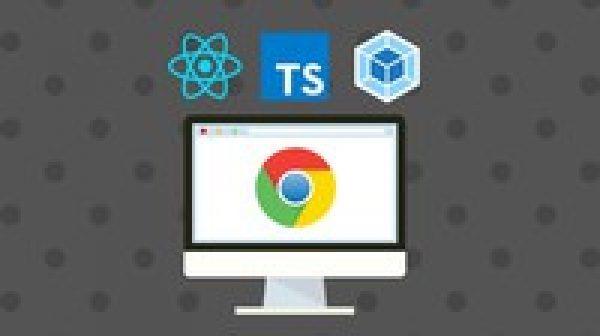 React & TypeScript Chrome Extension Development 2021