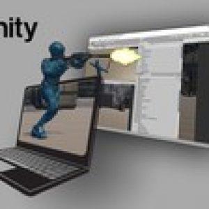3D platformer game using Unity