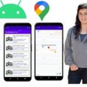 Android app development, Restaurant App,Google Map apis