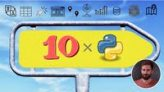 The Python Mega Course: Build 10 Real World Applications